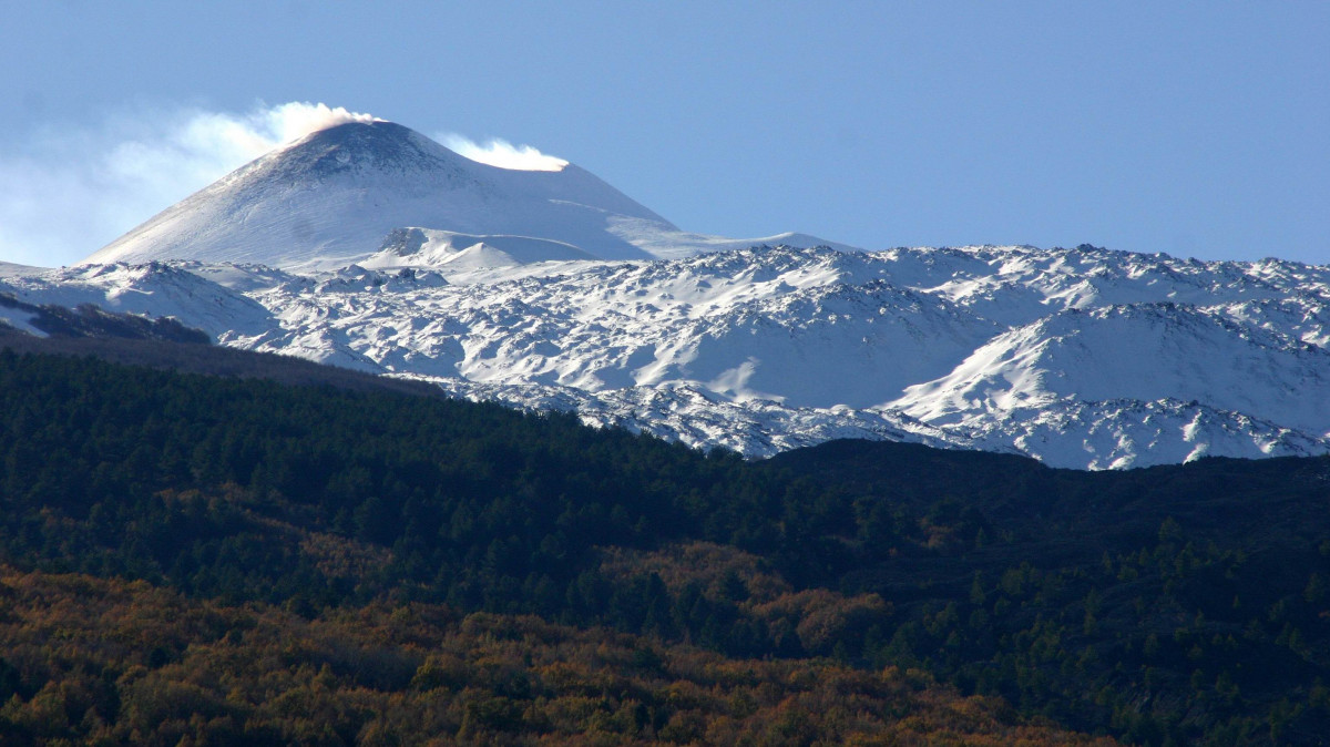 Etna and its territory