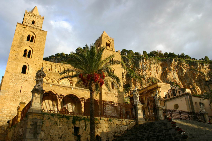 Masterpieces between sea and mountains: Cefalù and Castelbuono