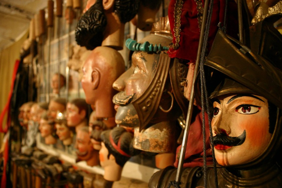 ARTISTS OR ARTISANS? Discovering Sicilian Handicrafts...