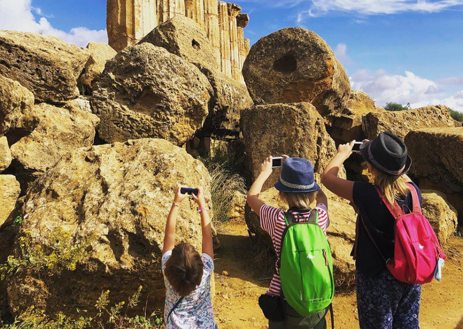 Agrigento: discover the Valley of the Temples with your family