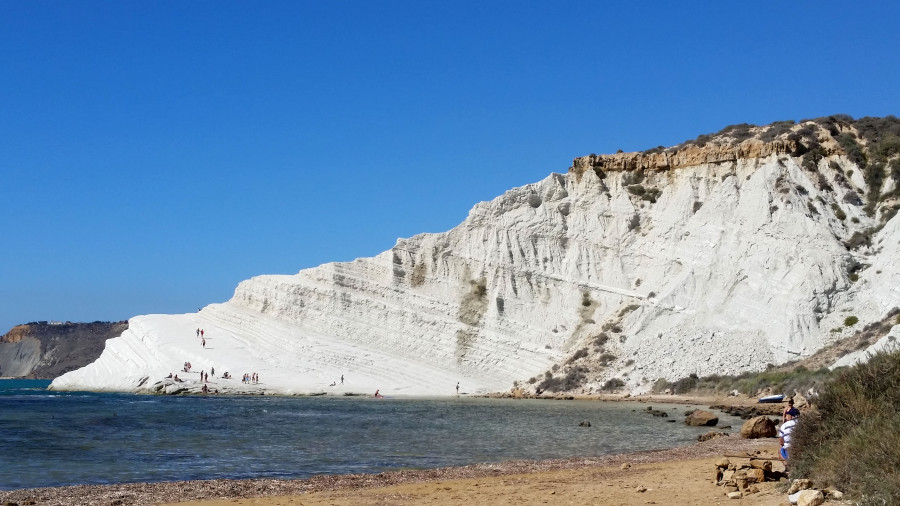 Valley of the Temples, Kolymbetra and Scala dei Turchi