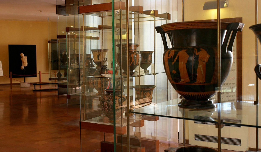 Regional Archaeological Museum and Hellenistic-Roman area