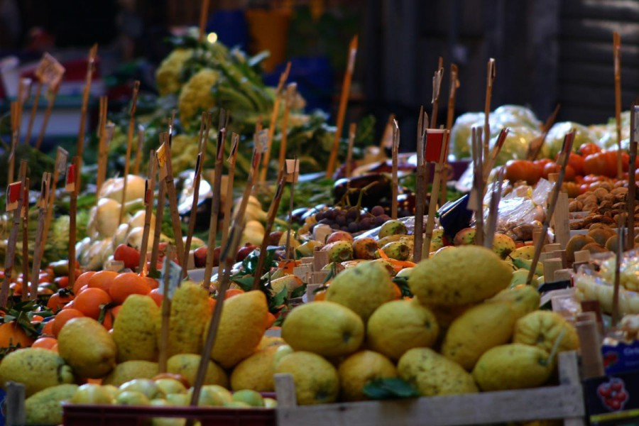 Between past and present: the ancient heart of Palermo and its markets