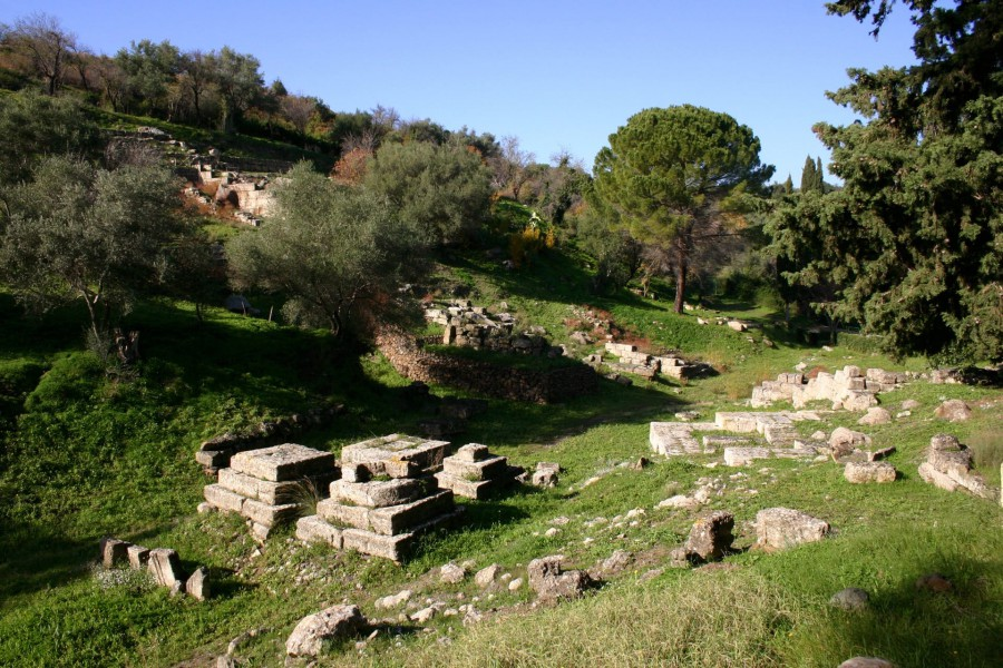 Archaeological Park of Leontinoi and Castellaccio Archaeological Park