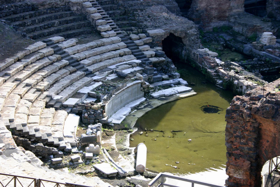 Tour of the Greek and Roman city