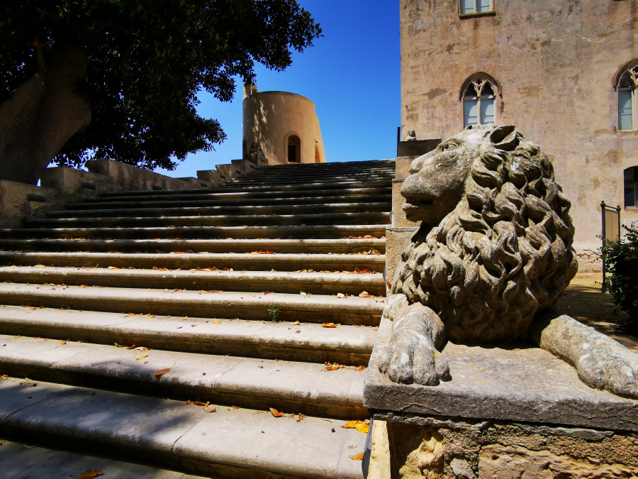 The Castle of Donnafugata: a wonder in the countryside of Ragusa!