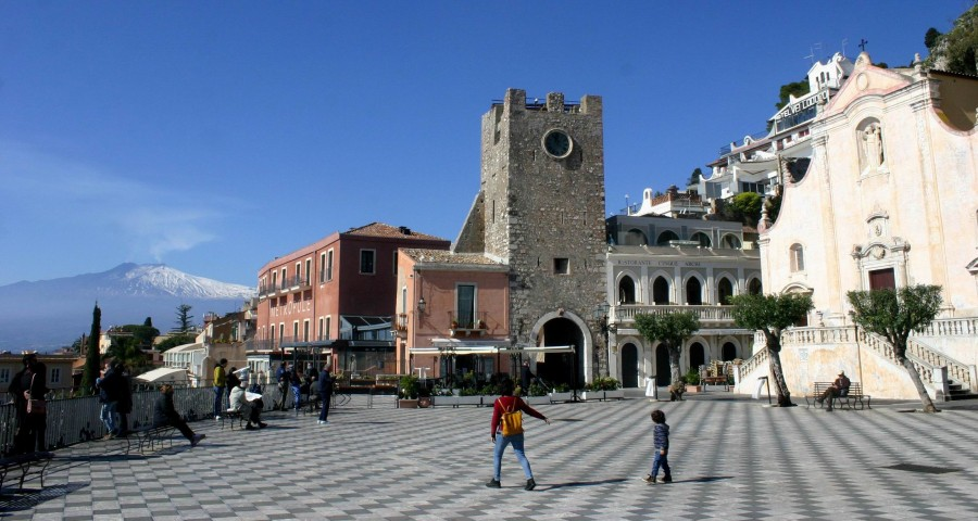 Taormina and Castelmola