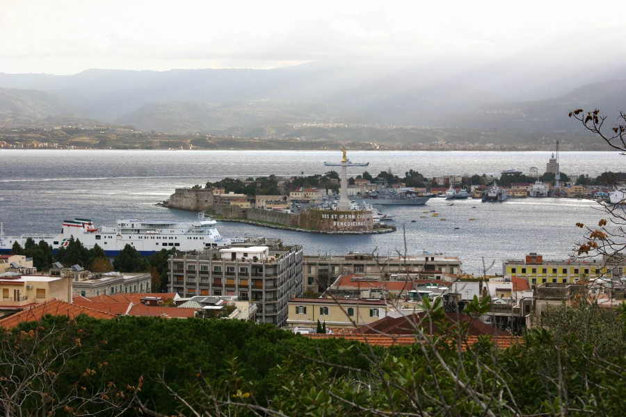 Castles and fortresses: discovering the military architecture of Messina