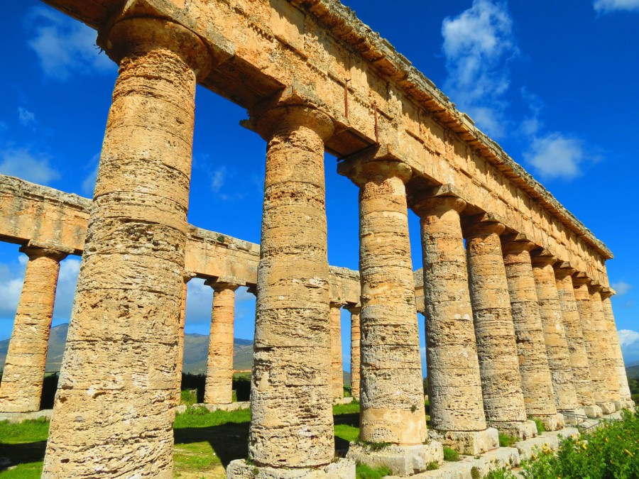 Selinunte and Segesta: the eternal rivalry
